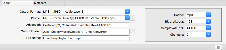 M4P to MP3 Converter - convert M4P songs to MP3