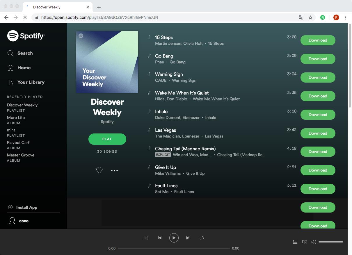 download imgur album chrome extension