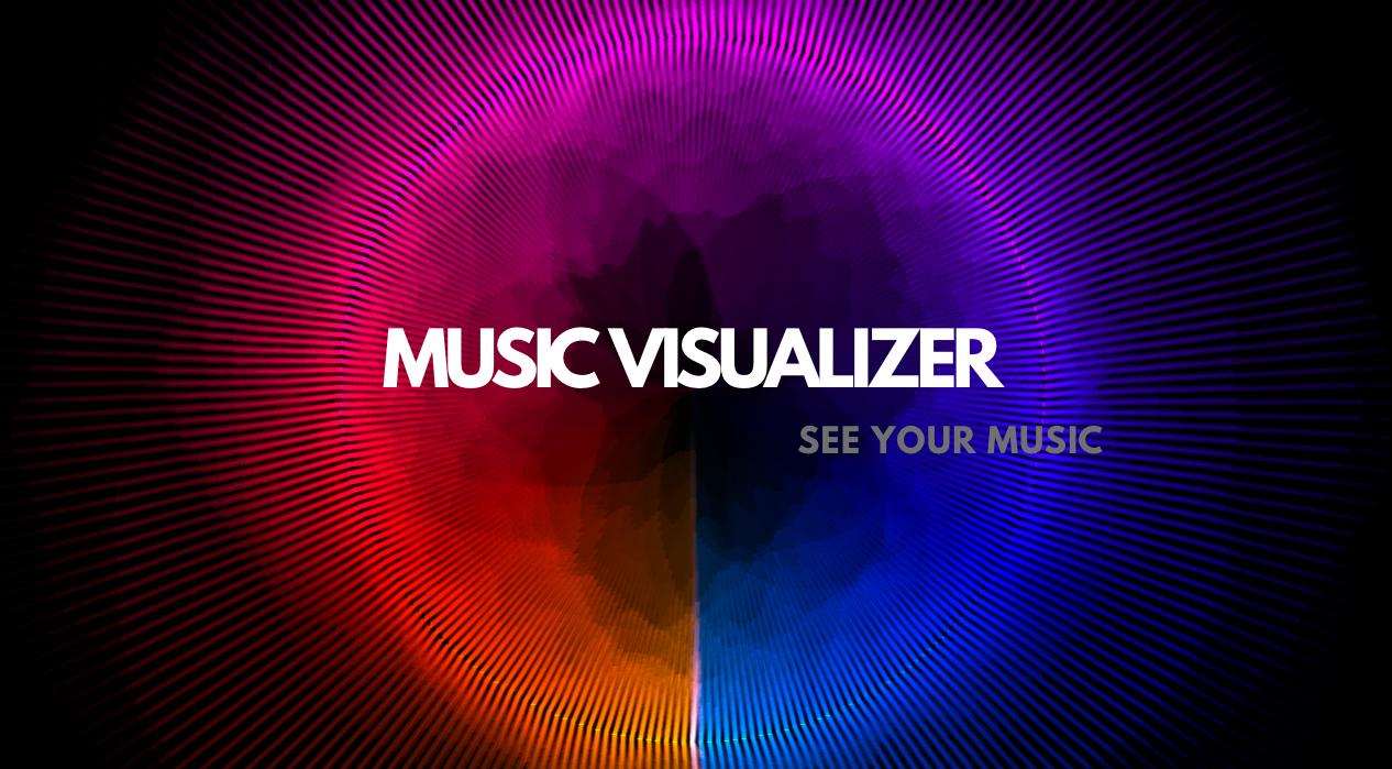 Music visualisations online